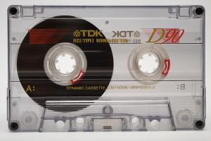 el cassette está de vuelta