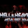 ¡Nuevos detalles del festival Hell & Heaven 2014!
