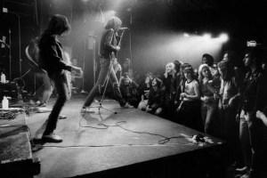 The Ramones en CBGB / Foto: David Godlis