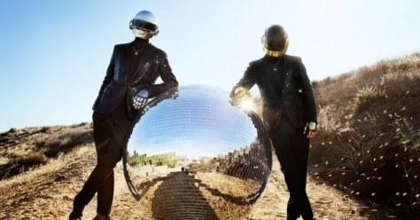Daft Punk Chic Video