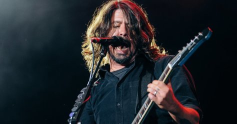 Foo Fighters Glastonbury 2015