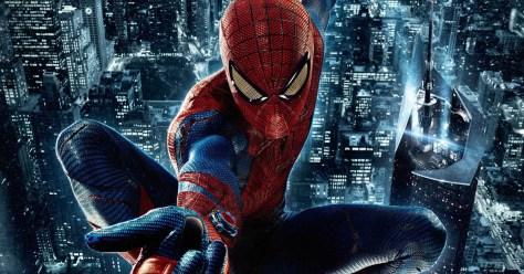 Spider-Man Asa Butterfield
