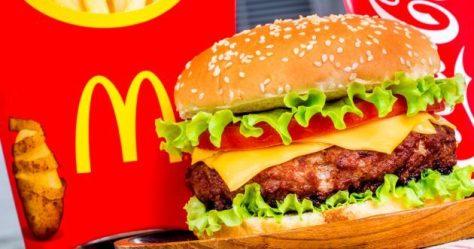 McDonald's presenta su primera hamburguesa vegana
