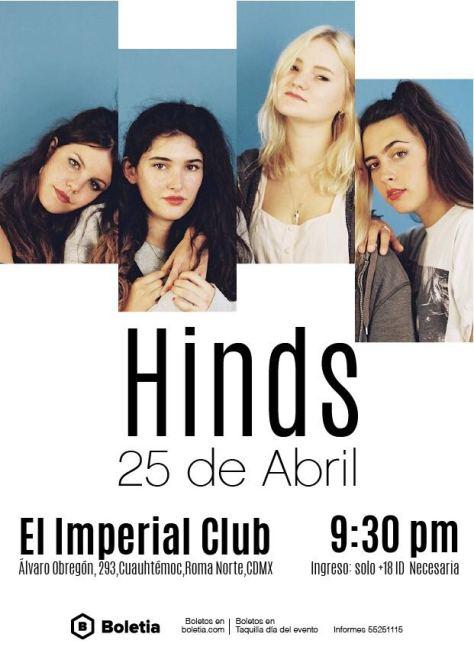 Hinds El Imperial