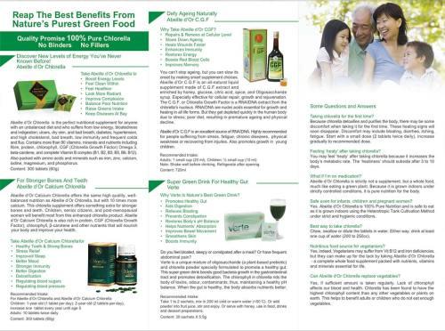 Medium Of Health Products Benefit