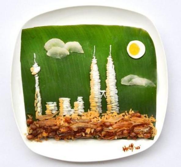 food-artist-ideas