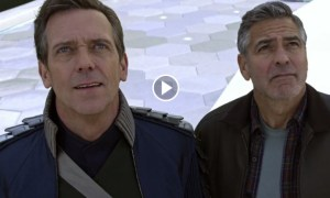 INCREDIBLE hard-hitting speach to awaken humanity by Hugh Lauri and George Clooney