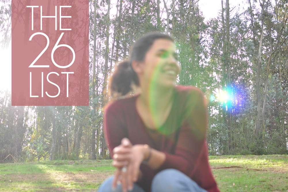 The 26 List >> Life In Limbo