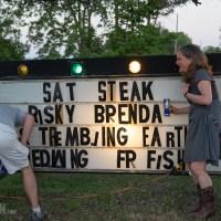 Risky Brenda does PLI