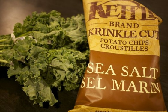 kale vs chips