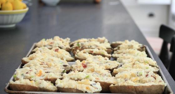 Twice Baked Potatoes Make Ahead Life In Pleasantville