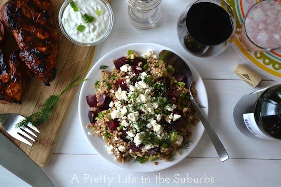 Kasha-Beet-and-Dill-Salad-A-Pretty-Life-1