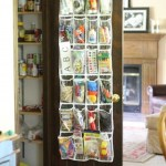 20 Ways To Get Creative And Banish Your Dog's Toys From The Floor - Door Shoe Organizer