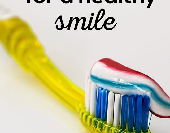 5 tips for a healthy smile