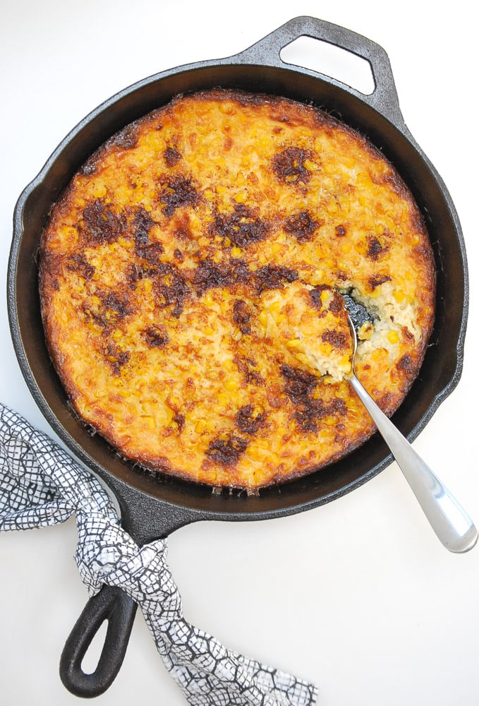 Corn Pudding-5