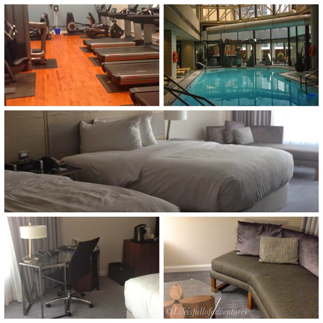 How Many Rooms In The Intercontinental Downtown Toronto