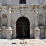 Alamo Front Door