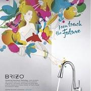 Brizo Print ad