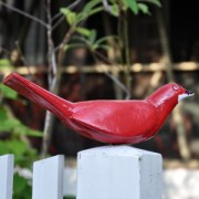 Mockbee Coker Seaside House Red Bird