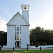 Front Entry the Chapel at Seaside