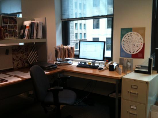 Genie Bae's Desk