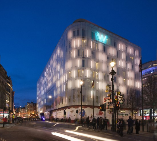W London Leicester Square by Jestico and Whiles
