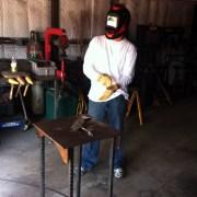 Bob the making of a welder
