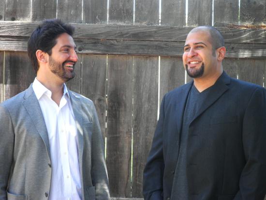 Bogdan Tomalevski and Tarek Rex Abdel-Ghaffar