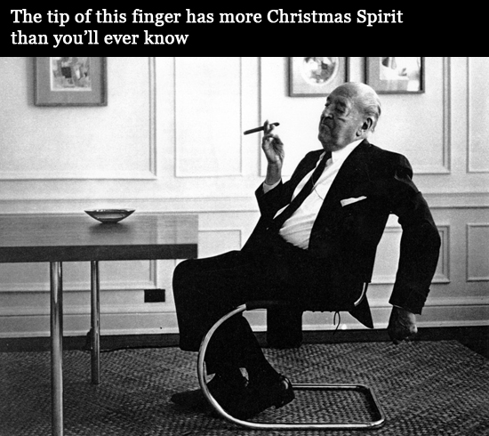 Architect Ludwig Mies van der Rohe