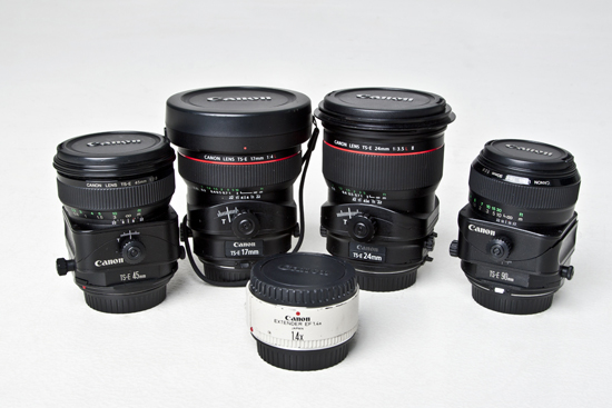 Cannon Camera Lenses