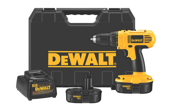 DeWalt 18v power drill/ driver