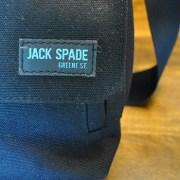 Jack Spade Architectural Messenger Bag
