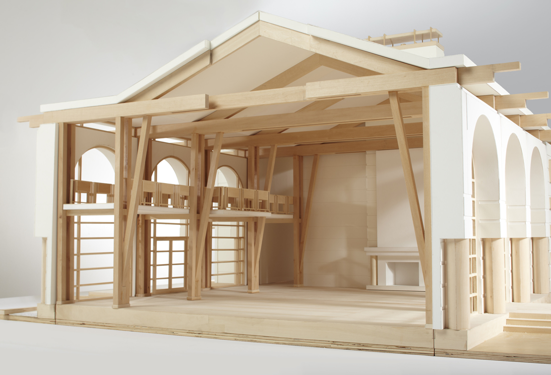 Architectural models life of an architect for Architecture design house model