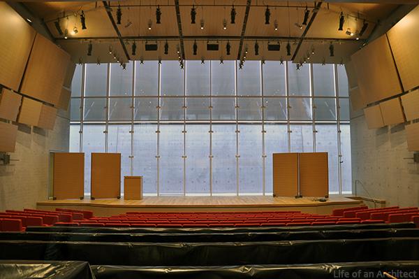 Renzo Piano Kimbell Museum Theater