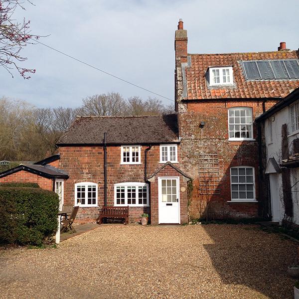 Rental house in Enford England