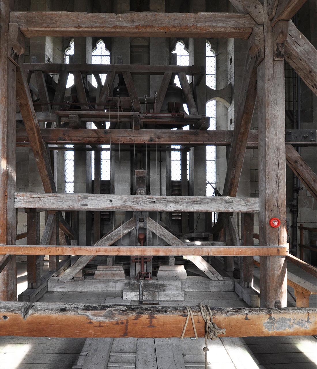 Salisbury Cathedral bells