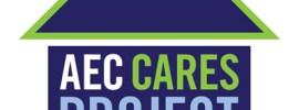 AEC Cares Atlanta logo