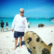 Exuma Swimming Pigs 03