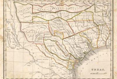 Texas, 1835 — Gamaliel Bradford