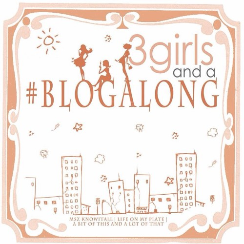 3 Girls & a #BlogAlong - My Travel Must-Packs