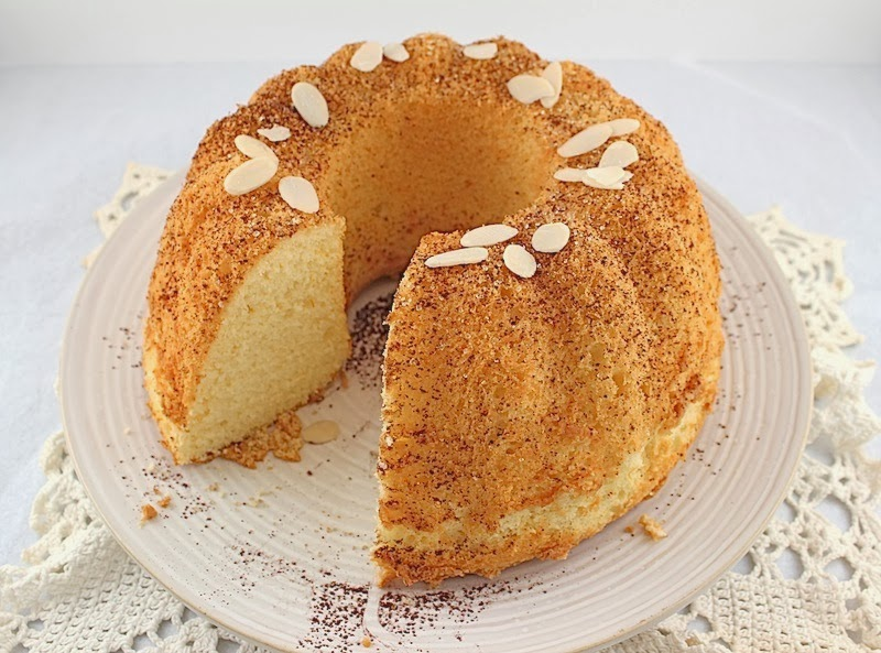 Orange Cointreau Chiffon Cake III