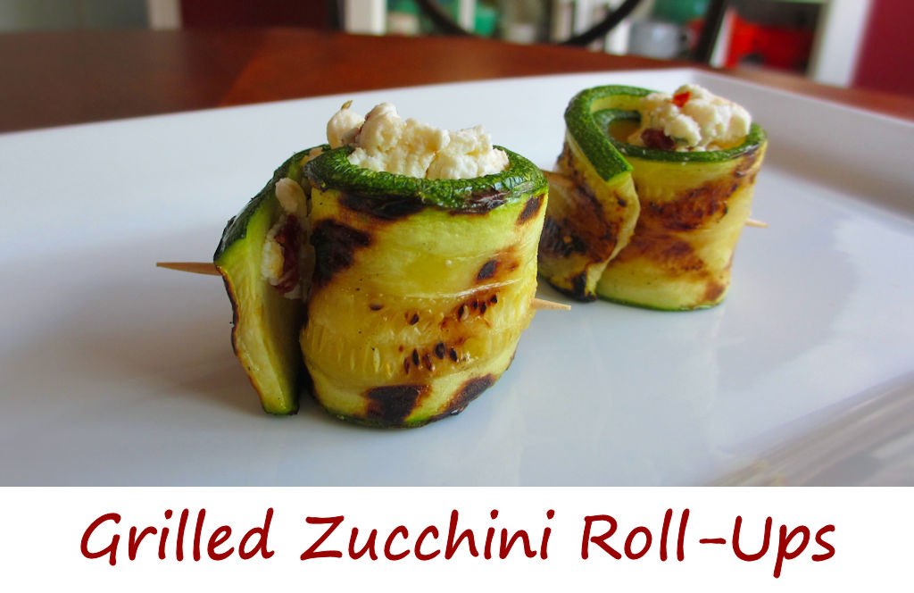 Grilled Zucchini Roll-Ups - Life's A TomatoLife's A Tomato