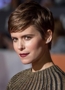 "Actress Kate Mara attends the world premiere for ""The Martian"" on day two of the Toronto International Film Festival at the Roy Thomson Hall, Friday, Sept. 11, 2015 in Toronto. NASA scientists and engineers served as technical consultants on the film. The movie portrays a realistic view of the climate and topography of Mars, based on NASA data, and some of the challenges NASA faces as we prepare for human exploration of the Red Planet in the 2030s. Photo Credit: (NASA/Bill Ingalls)"