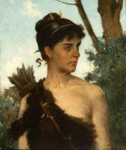 Diana-la-cazadora-Pedro-Lira