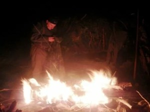 extreme wilderness survival training THE EDGE