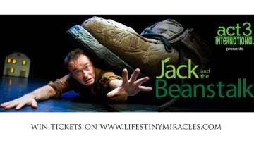 {Giveaway} Jack and the Beanstalk by ACT 3 International!