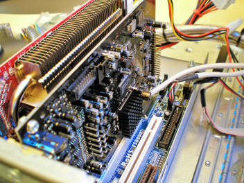 MAC - PC X - Fi Sound Card Installed