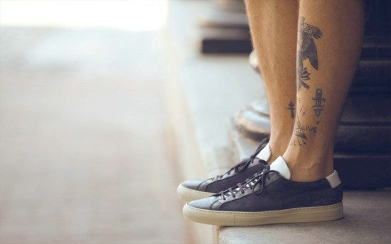 Mens Summer Shoes Lookbook from Need Supply Co. 3 Socks in the summertime