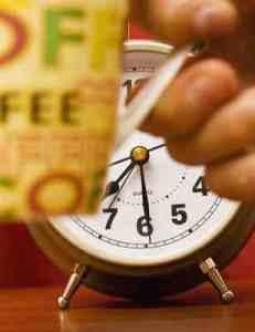 Effective time management-clock