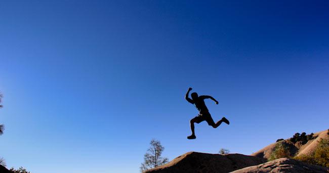 Running Downhill Tips